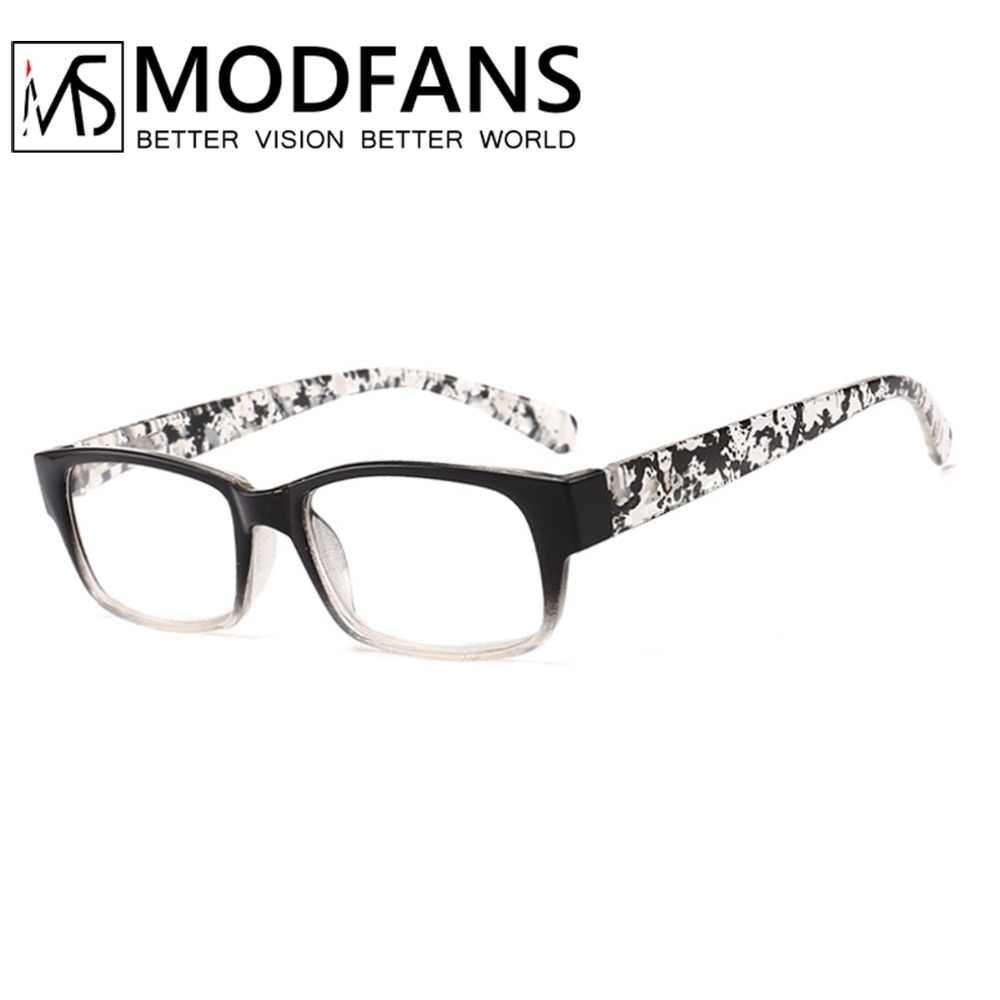 02d1f5bb77 Detail Feedback Questions about Reading Glasses Women Glasses Male Square  PC Frame Clear Glass Lens Fashion design With Diopter 1 1.5 2 2.5 3 3.5 4 on  ...