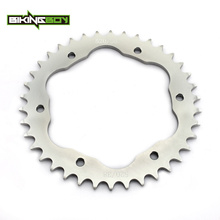 BIKINGBOY Motorcycle Rear Sprocket 38 39 40 41 Teeth Chain for Ducati Diavel Multistrada 1098 1198 1199 1299 1200 Streetfighter(China)