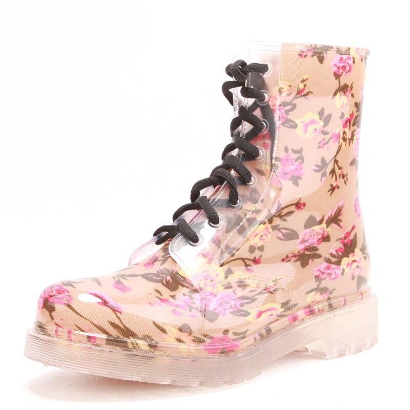 Popular Transparent Rain Boots-Buy Cheap Transparent Rain Boots ...