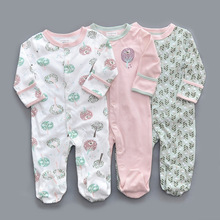 4db0870f47fe7 Vente en Gros baby footed pajamas Galerie - Achetez à des Lots à ...