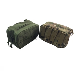 New tactical military outdoor molle hunting pouches utility medical phone tool magazine pouch.jpg 250x250