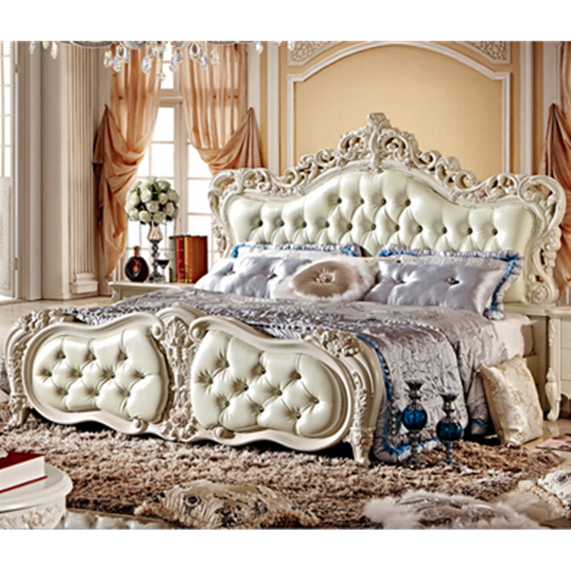 Hot On Sale Classical Wooden Box Bed Design Beds Hot Designer Bed
