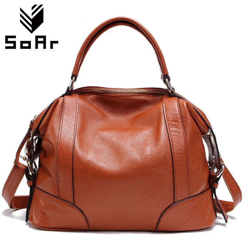 Women Bag Ladies Genuine Leather Bag Women Messenger Bags Handbags Women Famous Brands Shoulder Bags Luxury