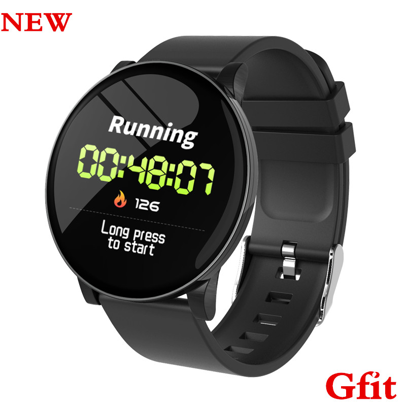 JVH fish W8 Smart Watch Heart Rate Monitor Weather Forecast Fitness Watch Call Reminder Waterproof Bluetooth Smart Band pk V11