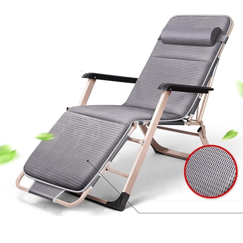 цена Enjoy the fun of folding single couch nap office multifunctional simple portable bed Chaise Lounge онлайн в 2017 году