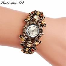 Relogio Feminino Fashion Women's Minimalism Rhinestone Golden Stainless Steel Wrist Watch Relojes Mujer Montre Clock