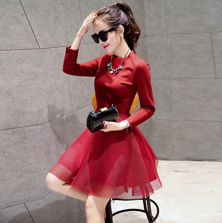 Red and black fashion style 35