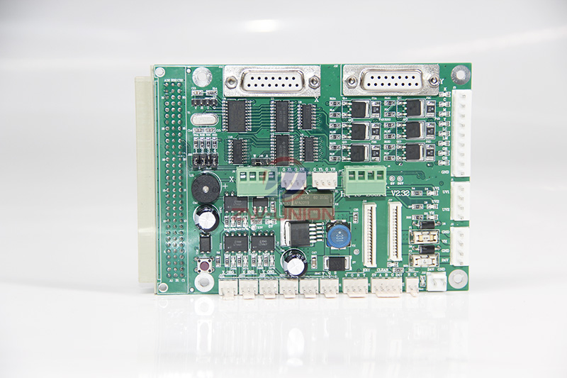 Infiniti Challenger New USB 3.0 HQ IO Board V2.32 For FY-3278N FY-3208R Printer