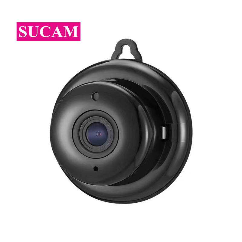 SUCAM HD 1MP Mini Wifi Camera Indoor Hanging Small Size Two Way Audio Home Security Surveillance Wireless IP Camera with IR CutSUCAM HD 1MP Mini Wifi Camera Indoor Hanging Small Size Two Way Audio Home Security Surveillance Wireless IP Camera with IR Cut