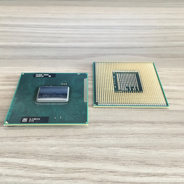 SR03R Intel Core i7-2640M Laptop processor Socket G2 rPGA988B notebook cpu 100% working properly I7 2640M 2