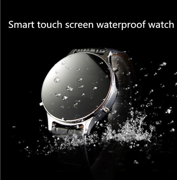 Bluetooth font b Smart b font font b Watch b font Calling MT360 Android Waterproof font