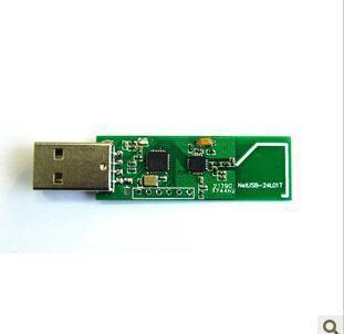 Module de communication USB/sans fil/NRF24L01/module de transmission sans fil/Module de communication USB/sans fil/NRF24L01/module de transmission sans fil/