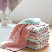 27x16cm Bath Towel for Baby Soft Infant Newborn Washcloth Face Towels Blanket Super Absorbent Cleaning Rag(China)