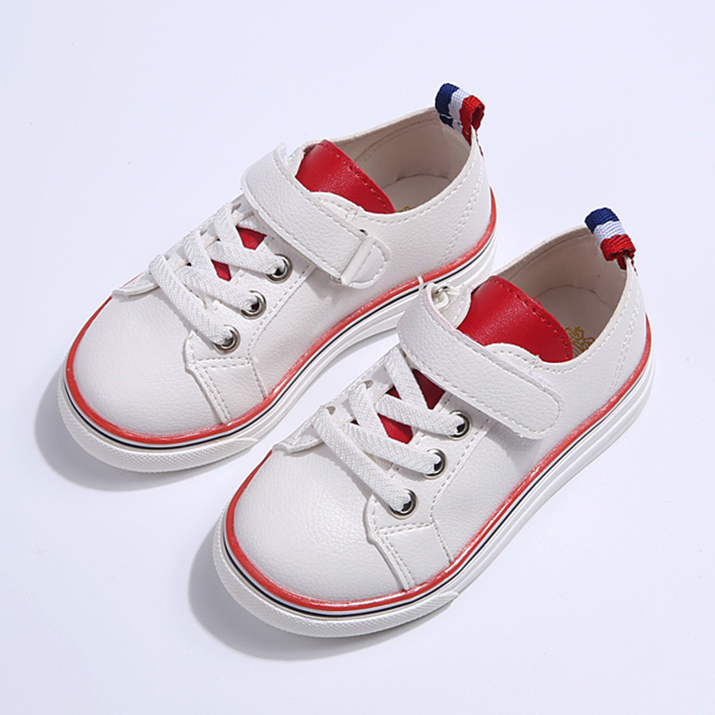 Insole 15.3-21.5cm Kids Brand Shoes 2016 Autumn New Fashion Solid Kids Shoes For Girl Simple Casual Unisex Children Shoes 9173Z