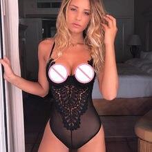 b10955d2 Corsé de la ropa interior de las mujeres Underwire del cordón interior de  la muselina traje tentación ropa interior erótica Sexy.