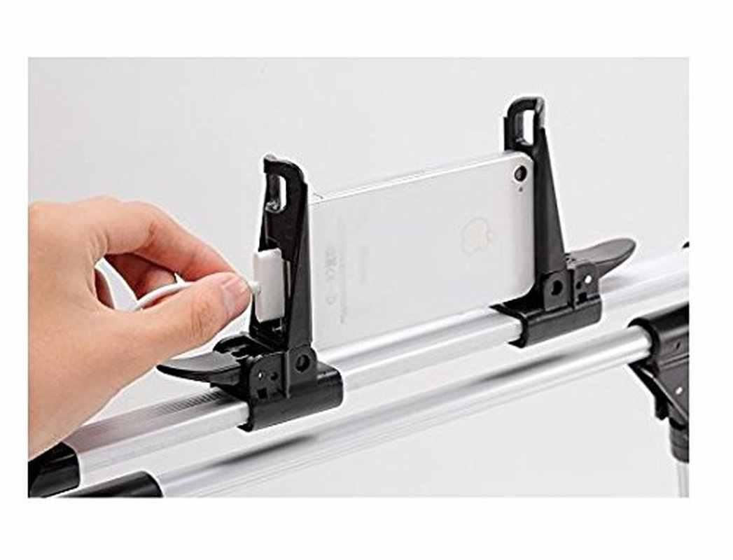 Подставка для планшета держатель для телефона Регулируемая ленивая кровать напольная стойка штатив складной настольный держатель для IPhone IPad Kindle Galaxy Tab поддержка