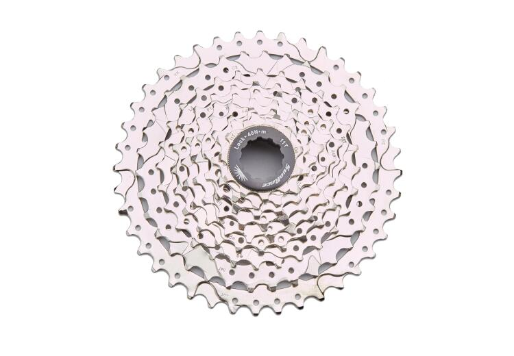SunRace Bicycle Freewheel 9 Speed Mountain Bicycle Cassette Tool MTB Flywheel Bike Parts 11-40T shimano deorext fd m780 m781 front transmission mtb bike mountain bike parts 3x10s 30s speed