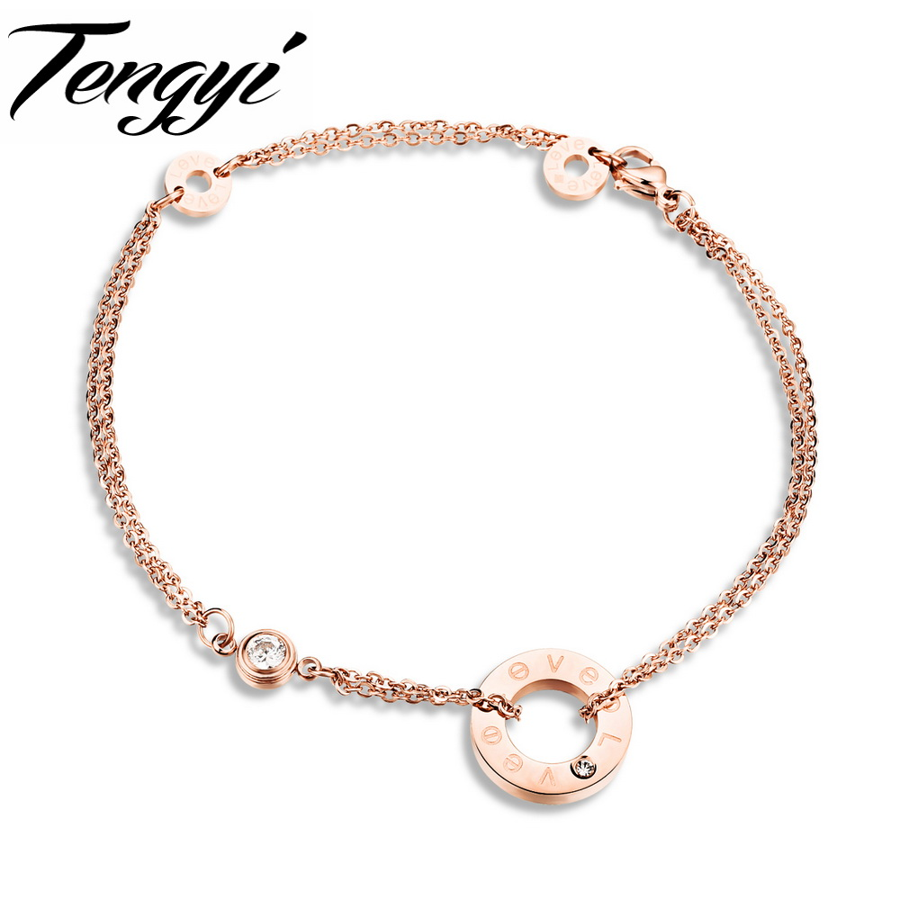 rose rick and by original solid nest gold product com notonthehighstreet anklet silver charm