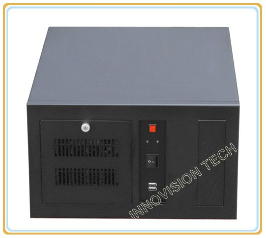 Hot-sale wall-mounting chassis IPC7120C industrial computer недорго, оригинальная цена