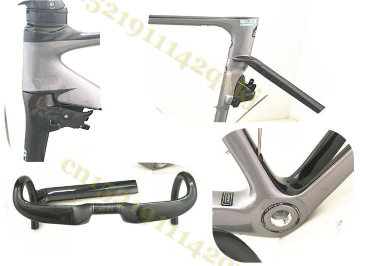 Cheap OEM Painting Custom Carbon Bike Frame OEM Carbon Frame Road DI2 Carbon Road Bike Frame BB30 BSA e bxt bike road frame ultralight bsa di2 frame 500 530 550mm frame fork headset carbon bike frameset
