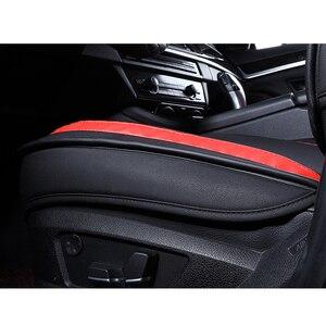 Image 4 - Hoge Kwaliteit Pu Lederen Auto Stoelhoezen Fit Volkswagen Vw Passat B5 B6 Polo Golf Tiguan 5 6 7 Jetta Touran touareg Sticker Stijl