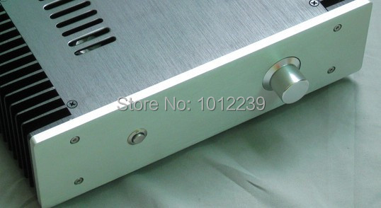 3209 Class A chassis / amplifier chassis / aluminum chassis / CPI 15W / Class A amplifier chassis