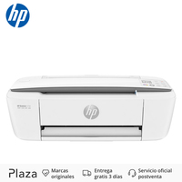 HP DeskJet 3750 thermal inkjet 1200 x 1200 DPI 25 sheets A4 direct print white