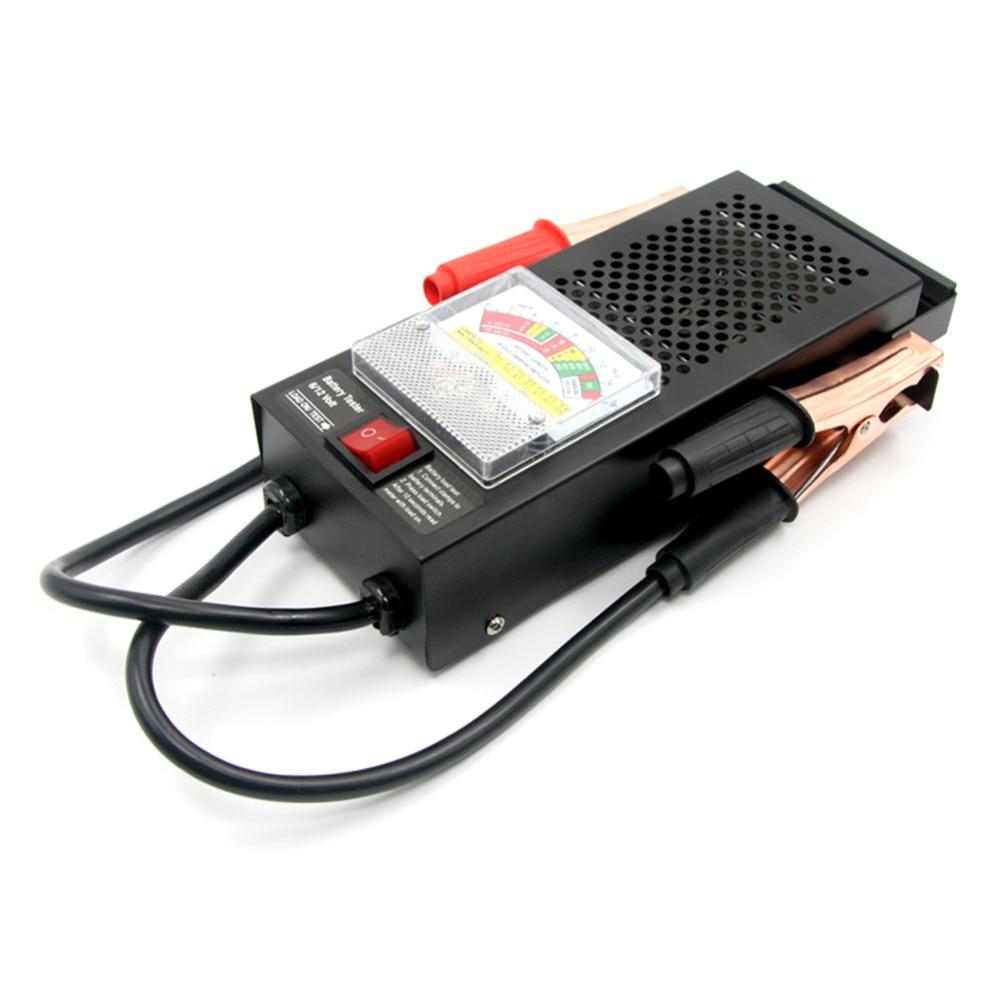 6/12V Digital Automotive Car Battery Tester Auto Alternator Tester Battery Diagnostic Tool for car truck motor hot sale digital car battery tester diagnostic tools micro 100 12v car capacity load tester analyzing