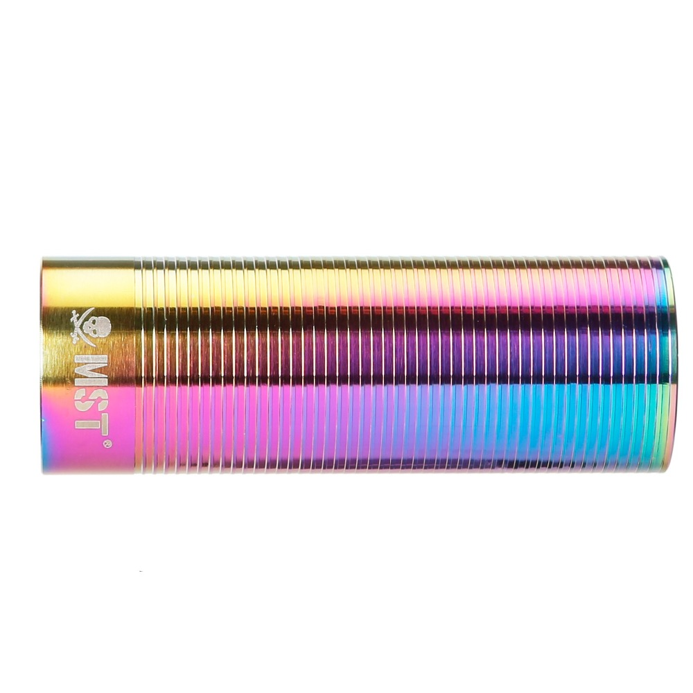 High Quality Stainless Steel Heat Dissipation Baked Blue Colorful Full Cylinder For J8 Gen8 J9 Gen9 Water Gel Ball Blaster AEG