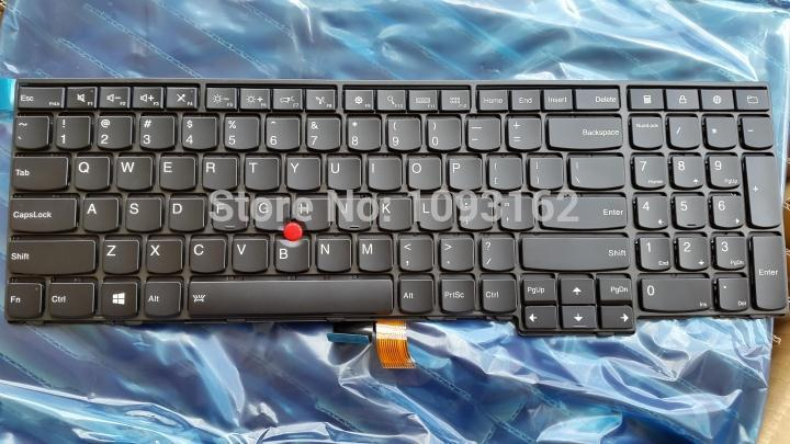 New Original for Lenovo ThinkPad E531 E540 L540 W540 T540P US keyboard Backlit Backlight Illuminated 04Y2652 0C45217 04Y2689 сумка dkny r2150100 blk