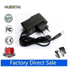 6.5V 500mA Ac/Dc Power Supply Adapter Wall Charger Voor Panasonic Draadloze PQLV207 Eu Us Plug
