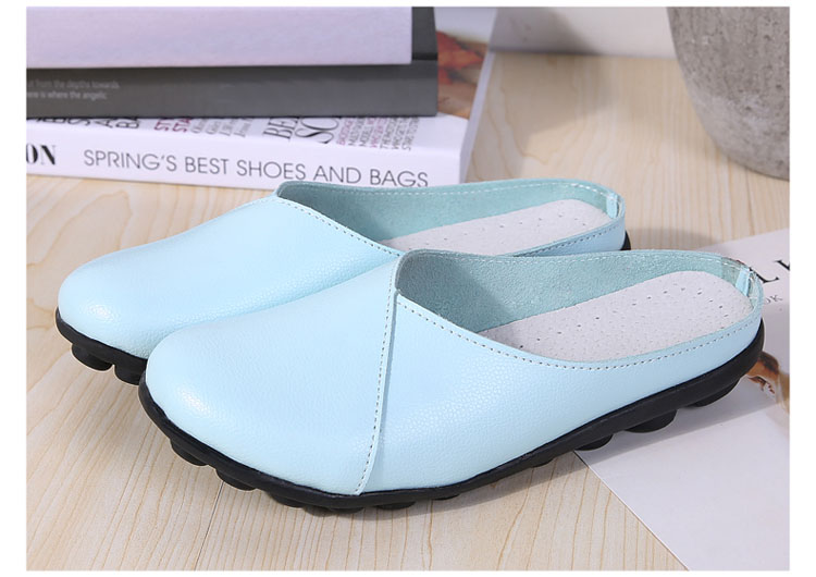 AH 9918-2018 New Women Flats Loafers Shoes-10