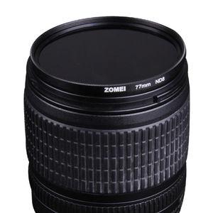 Image 5 - Zomei neutralnej gęstości soczewka filtra zestaw ND ND2 + ND4 + ND8 52mm 58mm 62mm 67mm 77mm 82mm dla Canon Nikon Sony obiektyw aparatu