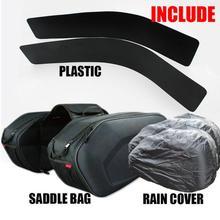 SA212 мотоциклетный водонепроницаемый гоночный мотоциклетный шлем Дорожные сумки чемодан сумки+ одна пара дождевиков и пластмассы 33