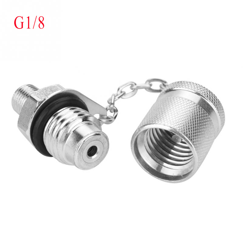 630BAR Hydraulic Pressure Test Point Testing Coupling Adapter for Hydraulic System 63MPa G1//8