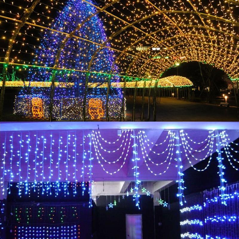 Aliexpresscom Buy 10m 20m 30m 50m Lighting Strings Christmas