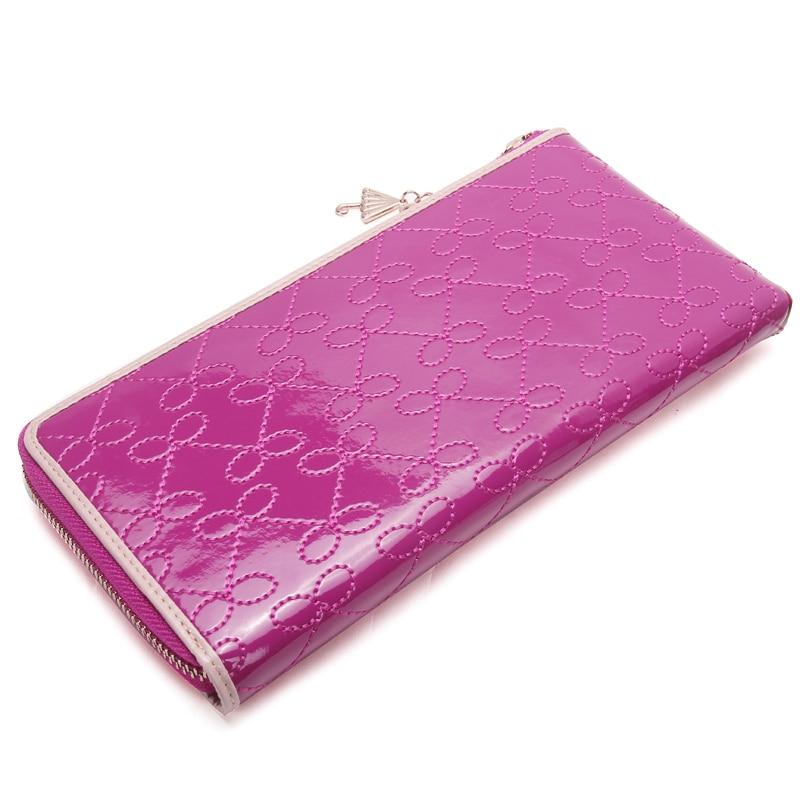 Жени случайни съединител патент кожа - Дамски чанти - Снимка 3