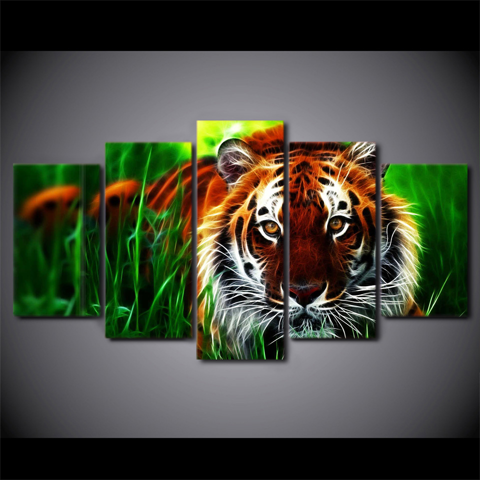 Aliexpress.com : Buy DIY Diamond Painting Animal Tiger