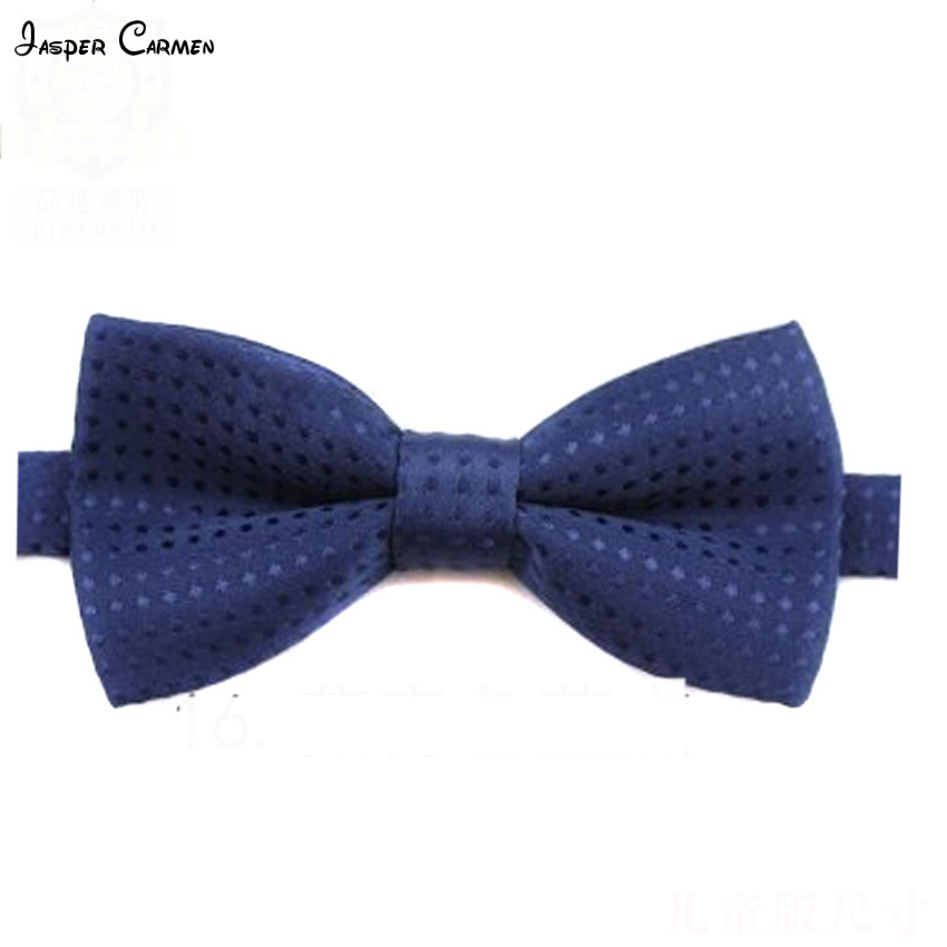 New  Children dot bowtie Polester Bowties Baby Kid Kids Classical Pet Striped Butterfly Bow tie  ZL3