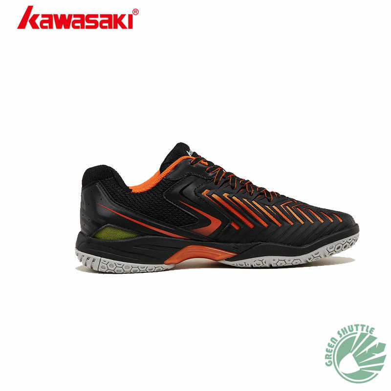 Genuine 2019 New Kawasaki Shoes Double TPU For Anti-Twist K-520 K-522 Badminton Shoes Men And Women Sport Shoes