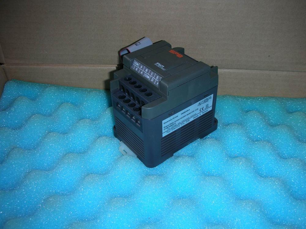 1PC USED Fuji NW0E16R-0 PLC