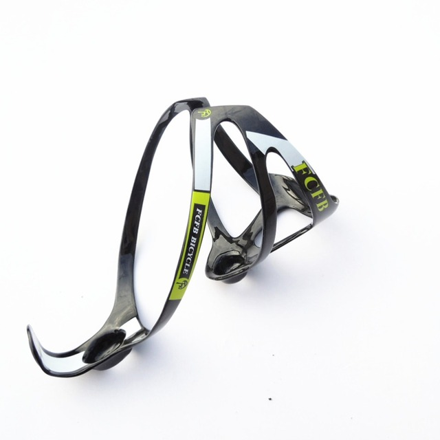 2016 NEW FCFB FW full Carbon Fiber Road MTB Bicycle Bike Cycling Water Bottle Holder Cage carbon bottle cage