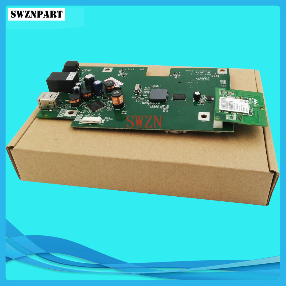 Formatter Pca Assy Board Logic Main Mainboard Mother Hp Officejet 7110 Printer Print Web Wifi For Cr768 60005 In Parts From Computer Office On