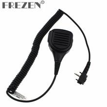 Rainproof Shoulder Speaker Walkie Talkie Mic Microphone for Vertex Standard Radio VX-231 VX140//180/210/210A/231/246/410/426