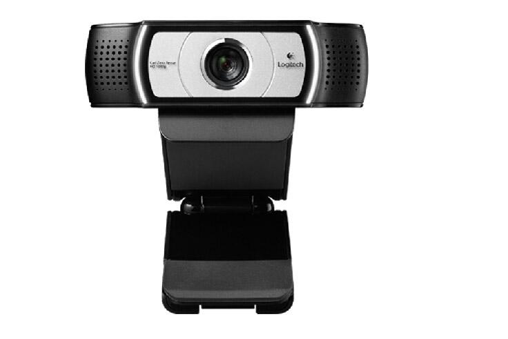 Prix pour Nouveau véritable 100% logitech webcam c930e carl zeiss hd webcam ddp asos avec l'emballage de détail