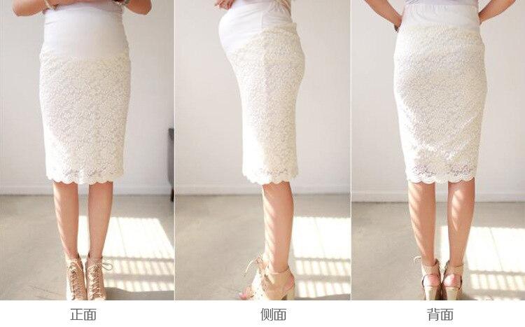 Летни модни дамски къси панталони - Бременност и майчинство - Снимка 2