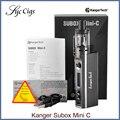 Оригинал Kanger Subox Mini-C Starter Kit 50 Вт Мод Vape с 3 мл Protank5 Распылитель 0.5ohm SSOCC Kangertech испаритель 5 шт.