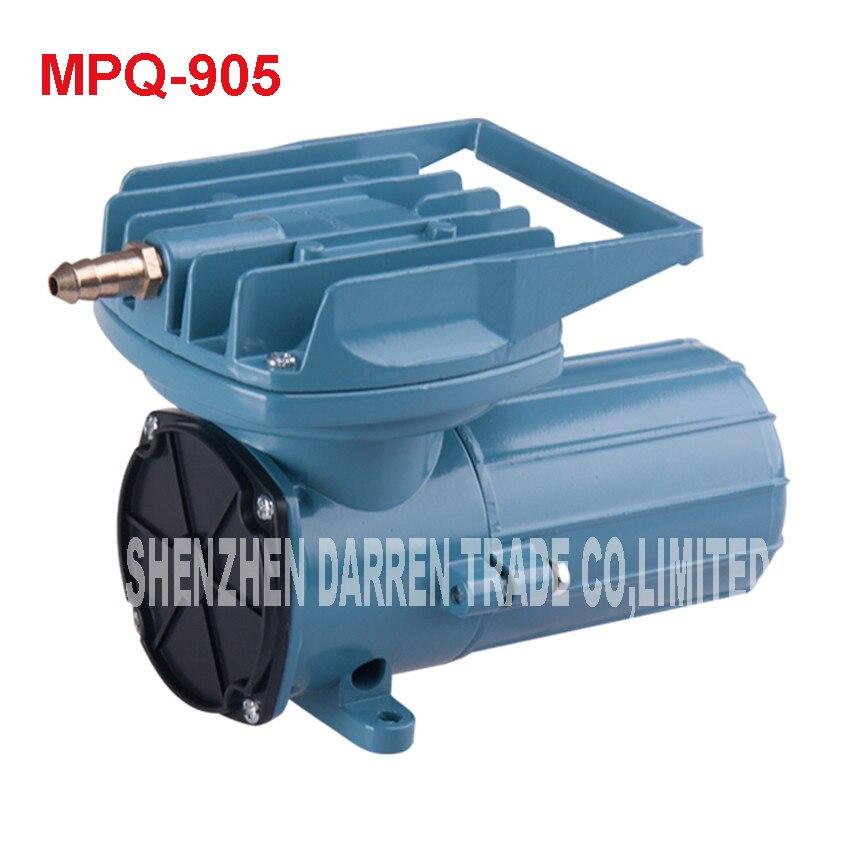 Resun MPQ-905 100 W pompf DC compresseur d'air pompe 12 V Air pour Aquarium voiture pompe à oxygène 60L/min