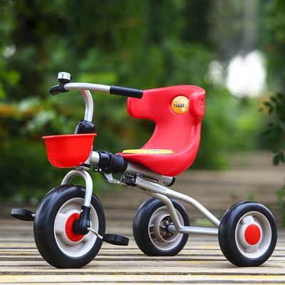 Bicicleta plegable bebé bicicleta triciclo infantil