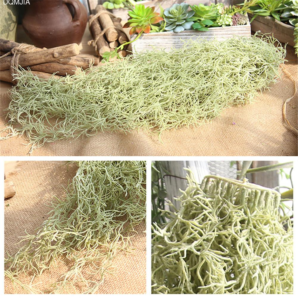 Mini Wall Hanging Airy Long Hanging Vines Artificial Flowers Craft ...